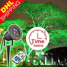 Открытый Статические Лазерного Света На Открытом Воздухе Рождество Газон Газон Лампа Садовые Фонари Свет Проектор Последние Суд Лампы Ландшафтное Освещение