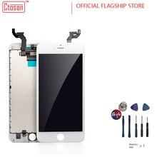 5 pçs/lote AAAA 100% Tela LCD Original Para o iphone 6S Mais Telas LCDS Substituição Screen Display LCD de Toque Digitador dhl
