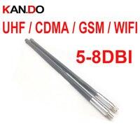 UHF CDMA GSM WIFI repeater antenna 5 8dbi gain booster use CDMA antenna GSM BOOSTER Antenna GLASS PIPE WIFI AP ANTENNA