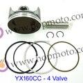 YX 160cc YinXiang 4 Клапан Поршень комплект для велосипеда грязи/велосипед ямы использования!