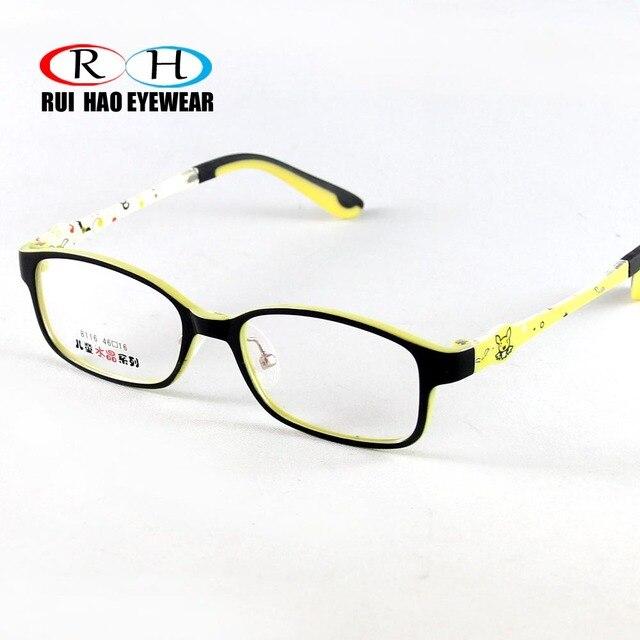 90fb26e023 Kids Glasses Frames Boy Girls Children Eyeglasses Frame Kids Eyeglasses  Frames Optical Eyewear Lens Myopia Amblyopia