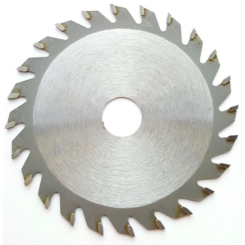 TCT 24T Circular Saw Blade Diameter 85mm 15 Bore Hole Replaces WA5034 RW9231 24 Teeth Power Tool Part