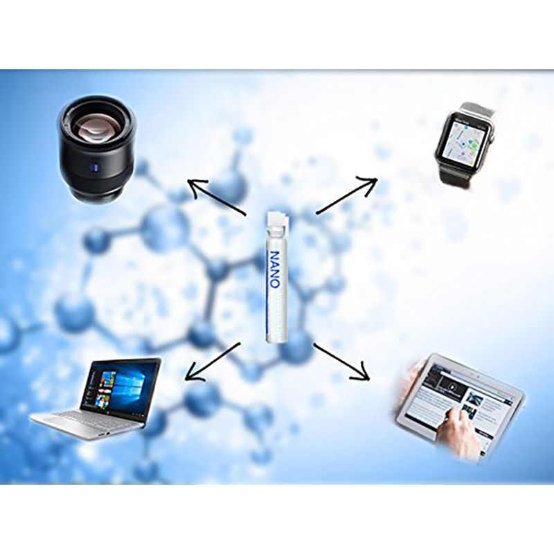 Nano Cairan Kaca Tempered untuk Semua Universal untuk Samsung Galaxy Tab S5e 10.1 10.5 7.0 E J S4 10.5 s3 Pelindung Layar Film HD