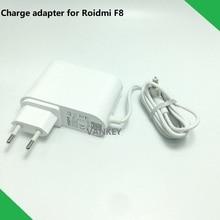 Adaptador de energia com tomada da ue, para roidmi f8, sem fio, portátil, aspirador de pó, roidmi f8, carregador, peças de reposição