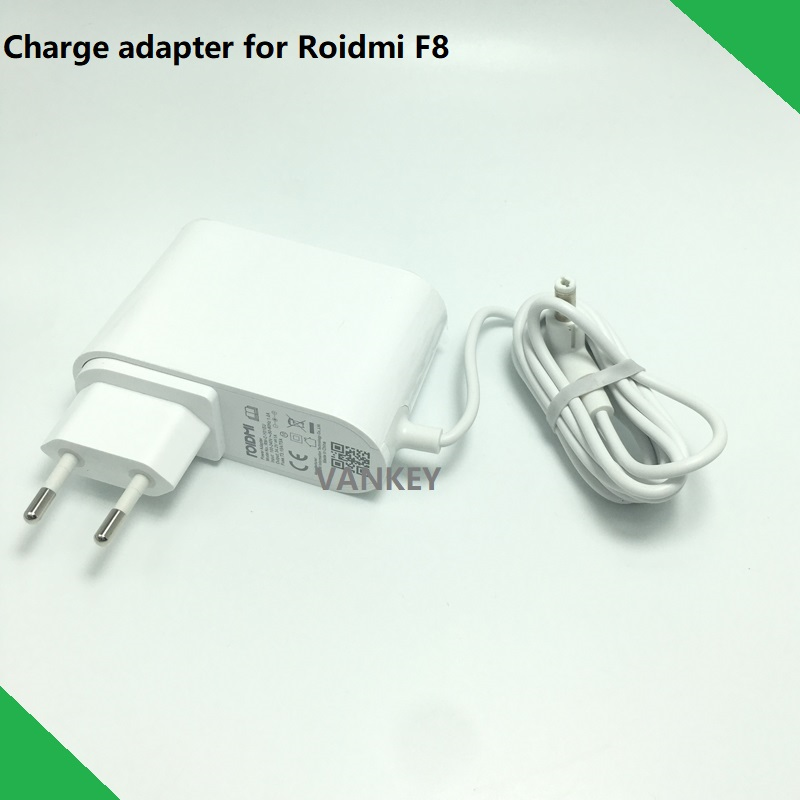 Power Adapter With EU Plug For Roidmi F8 Wireless Hand Held Vacuum Cleaner Roidmi F8 Charger Replacement Spare Parts