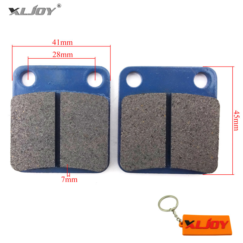 Adaptable Chinese 110cc 150cc 250cc 300cc Atv Quad Brake Caliper With Brake Pads High Quality Goods Atv Parts & Accessories