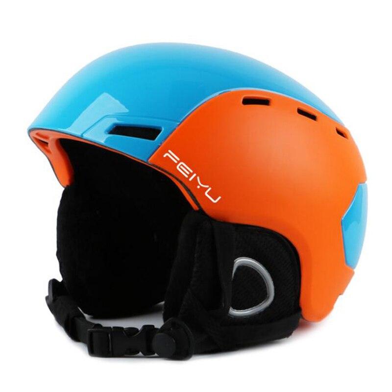Acheter COMME POISSONS Sports D'hiver Adultes Ski Équipement de casque Snowboard Casques Équitation Skate Ski Casque Rouleau Casco, F 220 de helmet horse riding fiable fournisseurs