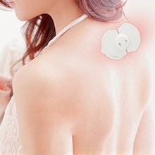 Bady Massage Masajeador Tens Cervical Back Neck Massager Electric Physiotherapy Sticker Fisioterapia Masaje Health Care