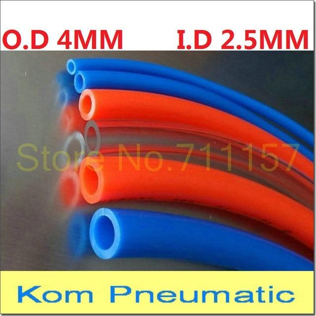 1 Meter OD 4MM ID 2.5MM Pneumatic Air Hose PU Tube Plastic Flexible Pipe PU4  sc 1 st  AliExpress.com & 1 Meter OD 4MM ID 2.5MM Pneumatic Air Hose PU Tube Plastic Flexible ...