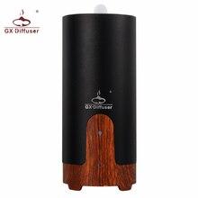 цена на 2015 Newest Air Humidifier electric Aroma Diffuser  Aluminium Alloy 5W Car USB Car air purifier  Mini atomizer humidifier