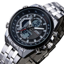 2016 Mens Fashion Luxury Newest Custom Made Water Resist 5 Bar Wrsit Watch