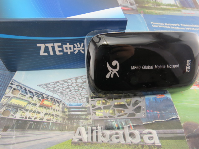 Unlocked ZTE MF60 3g wireless router hspa mobile hotspot
