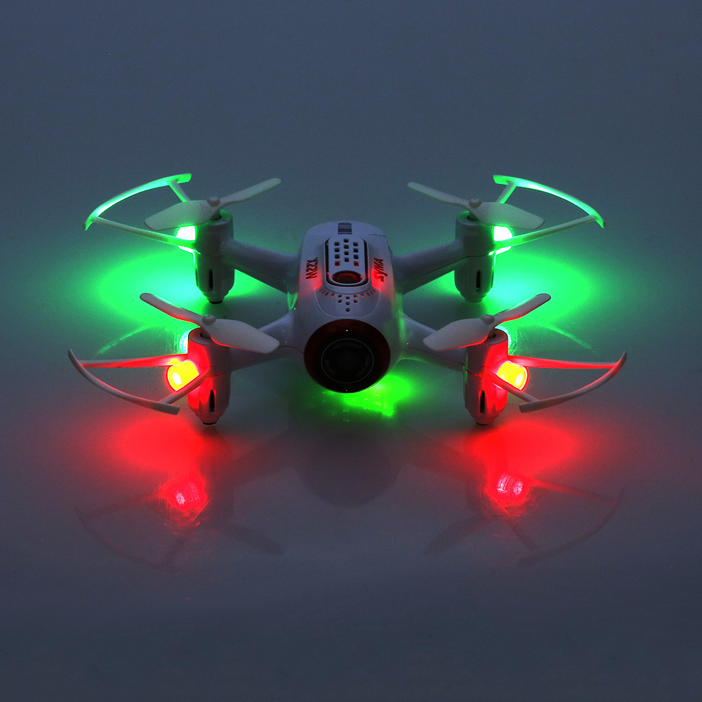 New Syma X22W Wi-Fi FPV 0.3MP Camera Selfie Mini Drone 2.4G 4CH 6-Axis Aircraft Altitude Hold RC Quadcopter RTF Dron cheerson cx 17 cricket mini wifi 6 axis altitude hold mode rc 2 4g 4ch 6 axis quadcopter g sensor selfie rtf toys high hold fpv