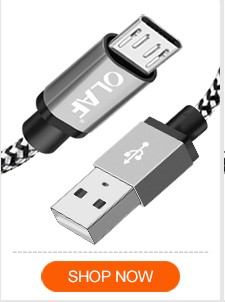 Olaf Micro USB cable 25cm 1m 2m 3m 5V/2A charging for Samsung Huawei Xiaomi Fast charging for mobile phone Data Cable Usb Cable
