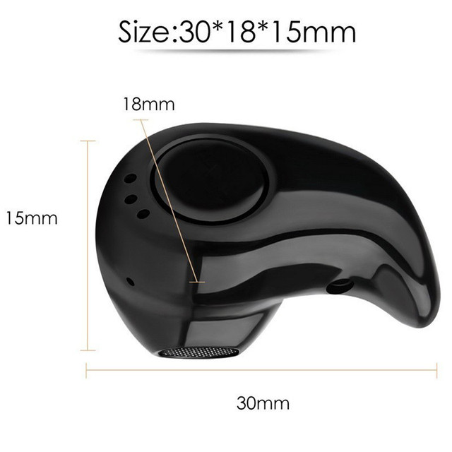 free Blutooth Stereo in ear Auriculares Earbuds Headset Phone Bluetooth Earphone Headphone Mini Wireless Earpiece Cordless Hands