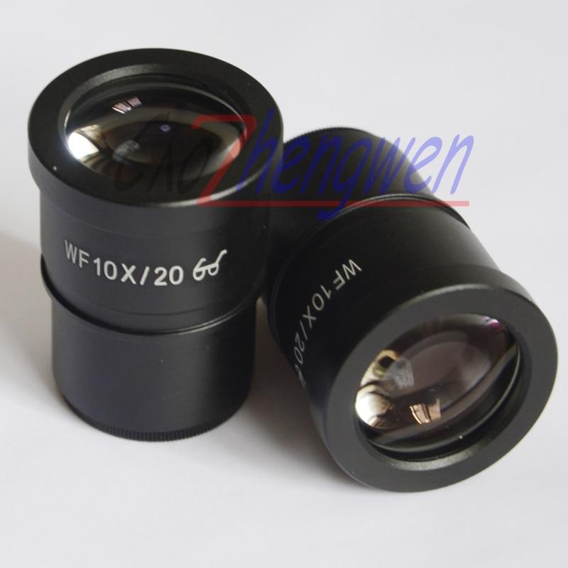 FYSCOPE WF10X / 20 mm 30 mm-es szemüveg nagy pontú széles - Mérőműszerek - Fénykép 1