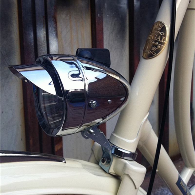 Vintage Bicycle Light Cycling Light 6 Led Classic Bike Lamp Bicycle Accessories