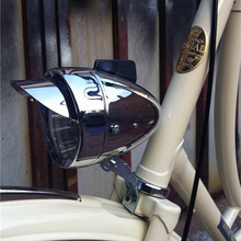 Vintage bicycle light cycling 6 Led classic bike lamp accessories