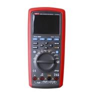 UNI T UT181A True RMS Datalogging Цифровые мультиметры DMM емкость Температура метр ж/re платной литий Батарея
