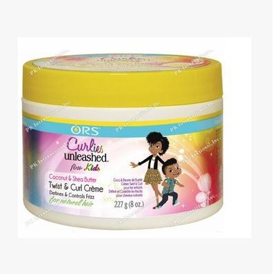 ORS Curlies Unleashed for Kids Twist & Curl Cr?me 8oz брюки горнолыжные rip curl rip curl ri027emzlc69