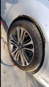 """Image 5 - 4Pcs 3.5""""/90mm Universal Flexible Car Fender Flares Extra Wide Body Wheel Arches"""
