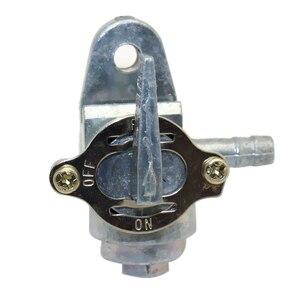 Image 4 - 3 ходовой топливный клапан Petcock 3 портовый топливный клапан Petcock выключенный переключатель для мотоцикла ATV Dirt Bike и т. д. наружный диаметр отверстия 0,24 дюйма