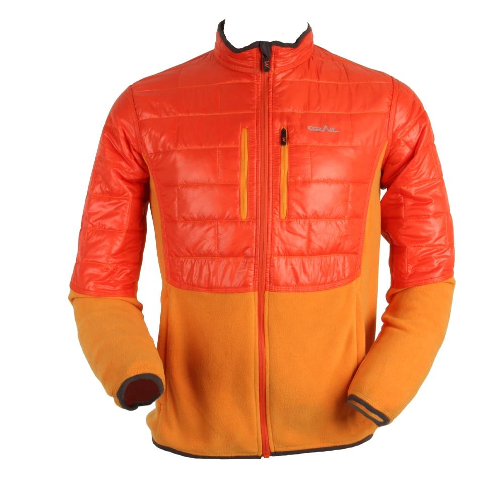 Prix pour Hommes Thermique Randonnée Polaire Veste Sports de Plein Air Coupe-Vent Manteaux Alpinisme Softshell Camping Veste Vêtements 5047A