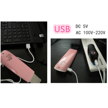 New Ultrasonic Ion Skin Deep Cleaning Massager