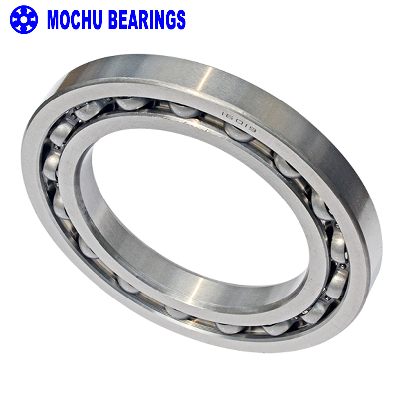 1pcs Bearing 16019 7000119 95x145x16 MOCHU Open Deep Groove Ball Bearings Single Row Bearing High quality 6007rs 35mm x 62mm x 14mm deep groove single row sealed rolling bearing