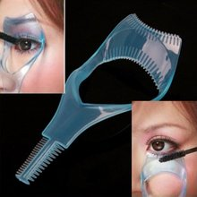 JEYL Hot New applicateur 3in1 Guide Mascara Maquillage outil peigne cils
