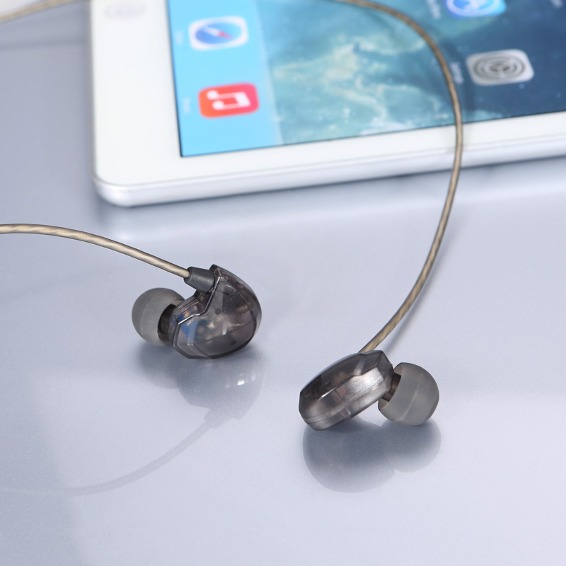 Ipsdi E05 Alta calidad Subwoofer Auriculares Tapones para los oídos - Audio y video portátil - foto 4