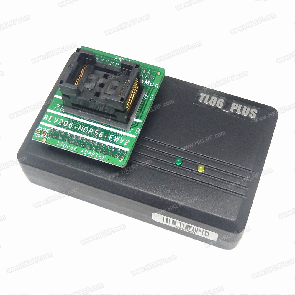 Image 5 - TSOP56 Adapter Socket For NAND ProMan TL86 PLUS Programmer FLASH REV206 NOR56 EW Free Shipping-in Integrated Circuits from Electronic Components & Supplies