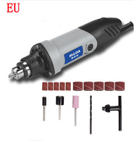 400 W Mini Electric Drill With 6 Positions Variable Speed Dremel Rotary Tools With Mini Grinder