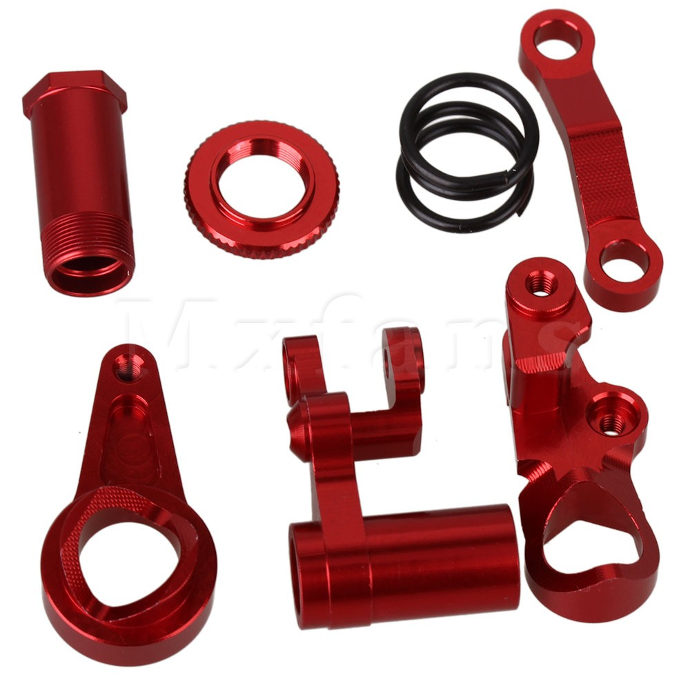Подробнее о Mxfans Alum.Steering Servo Saver Complete for TRAXXAS & HQ 727 Car SLA008 Upgrade hq новый space saver экономия хранения seal вакуумные пакеты сжатый 50x70 см организатор