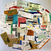 55PCS aircraft boarding pass trolley case car sticker retro laptop waterproof stickers 55pcs mixed retro style travel hotel logo roma paris los japan chicago hawaii baghdad trip car sticker waterproof doodle decal