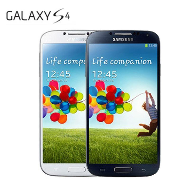 "Цена за SIIII Разблокирована Оригинальный Samsung Galaxy S4 I9500 I9505 Android Quad Core 2 Г RAM 16 ГБ 13MP 5.0 ""WIFI GPS Восстановленное"