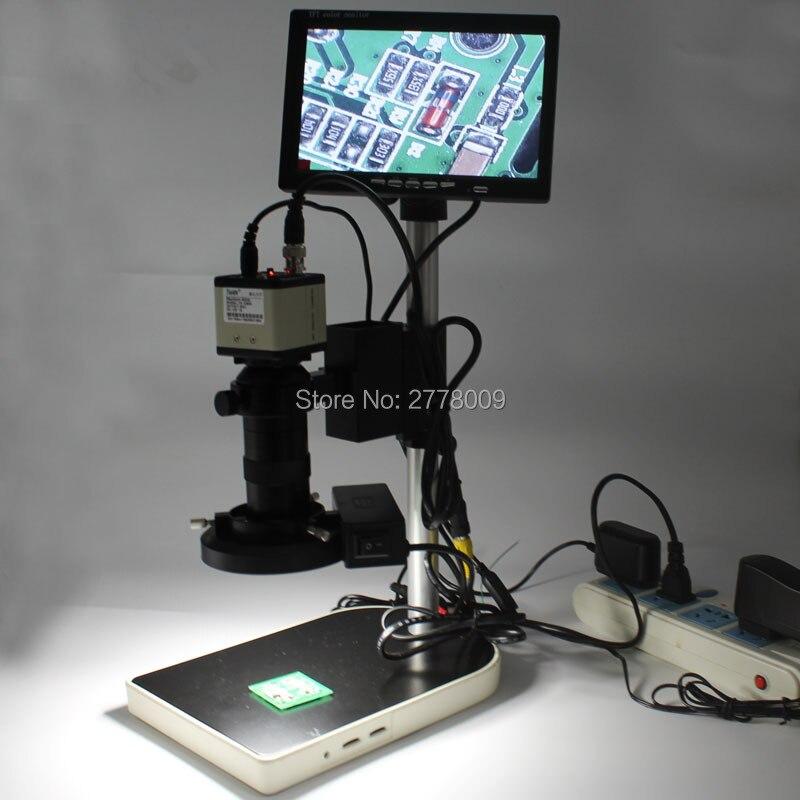 800TVL 1 3 CCD font b Digital b font Industry font b Microscope b font Camera