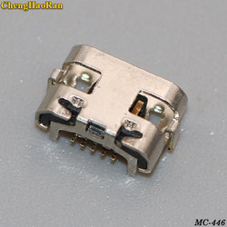ChengHaoRan 50 pcs Para Huawei Y5 II CUN-L01 Mini Micro USB cabo de alimentação tomada de Carregamento Porta Carregador Conector dock de Substituição