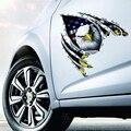 Águia carro cola adesivos em carro 30 cm PVC legal-styling criativo adesivos para acessórios do carro