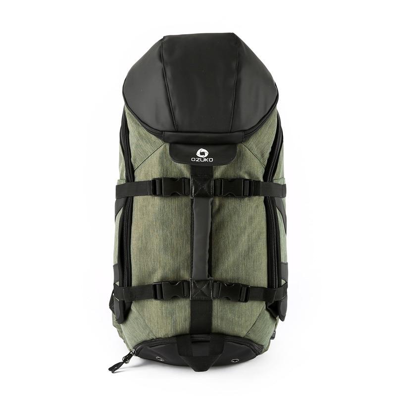2018 Men Backpack Large Capacity Travel Bag Multi-function Waterproof Leisure Male Mochila Fashion Laptop Backpacks For Teenager2018 Men Backpack Large Capacity Travel Bag Multi-function Waterproof Leisure Male Mochila Fashion Laptop Backpacks For Teenager