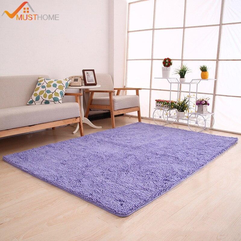 70x140cm 28 Quot X55 Quot Chenille Microfiber Area Rug For Living