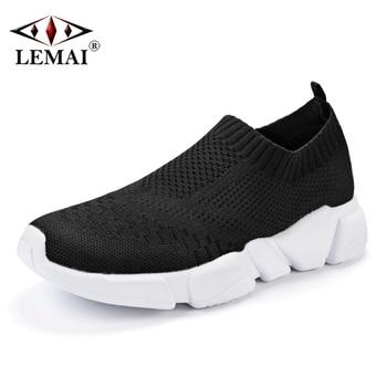 LEMAI Women Walking Shoes Summer Spring Outsdoor Sport Sneaker Unique Feature Comfortable Trainers Zapatillas Mujer Ladies FB035 walking shoe
