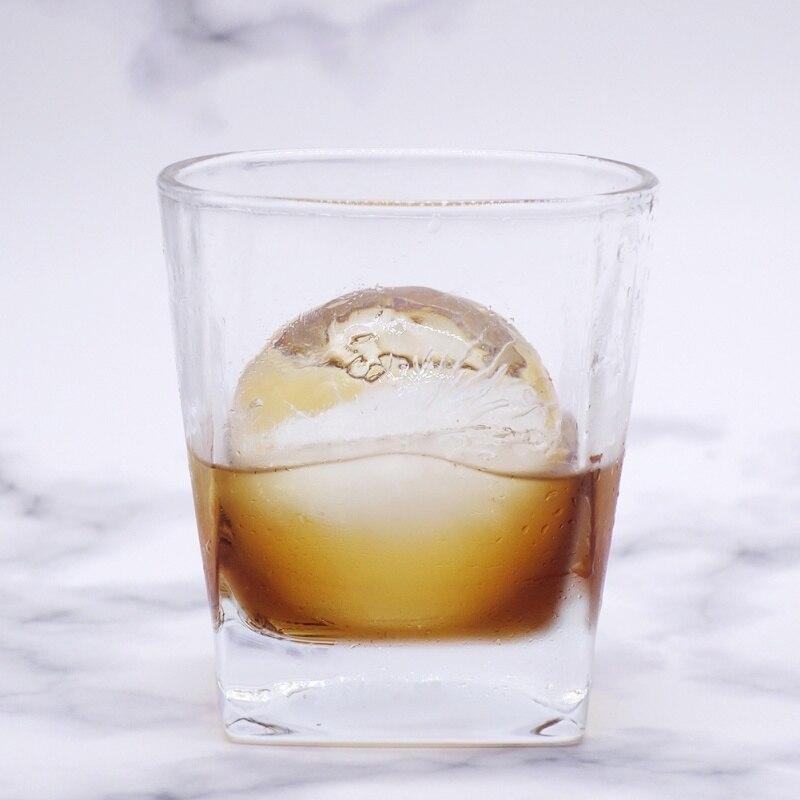 6 cm boule glace moules maison Bar partie Cocktail utilisation sphère boule ronde glaçons fabricants cuisine bricolage crème glacée moules Z