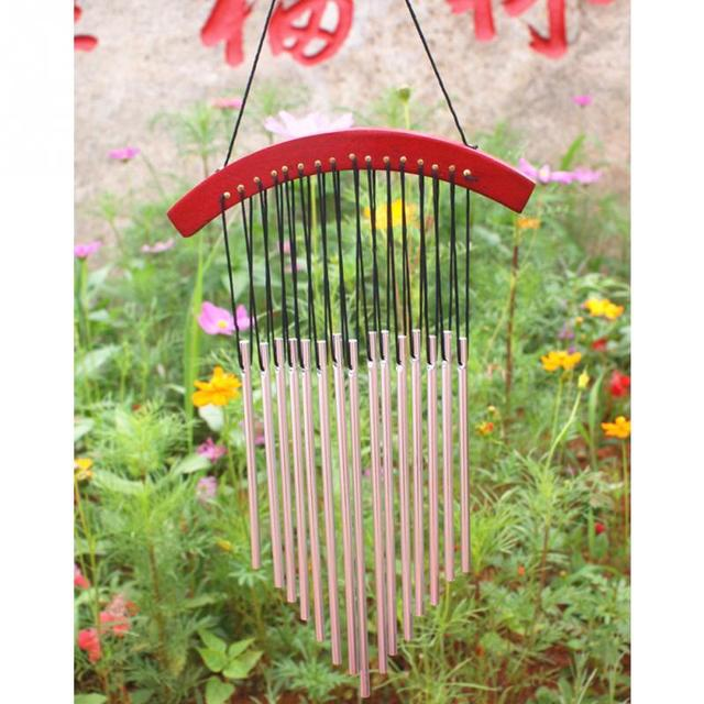 DIY Large Garden Yard Hanging Aeolian Bells For Good Luck Fortune Amazing  Grace Chinese Bell Wind