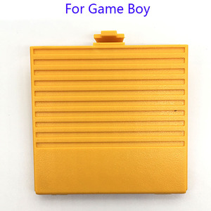 Image 2 - 10Pcs עבור GameBoy קלאסי DMG GBO חדש סוללה כיסוי החלפה עבור GB בחזרה חבילה דלת החלפה