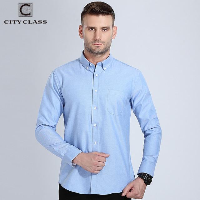 Город класса 2018 Для мужчин s повседневные рубашки с длинными рукавами Slim Fit Camisas Para Hombre человек Костюмы высокое качество Для мужчин социальной рубашка Soft 7108