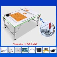 Mgj001 многоцелевой портативный деревообрабатывающая пила стол Рабочий стол высокого качества бытовой складной Деревообработка верстак (1,5*1,