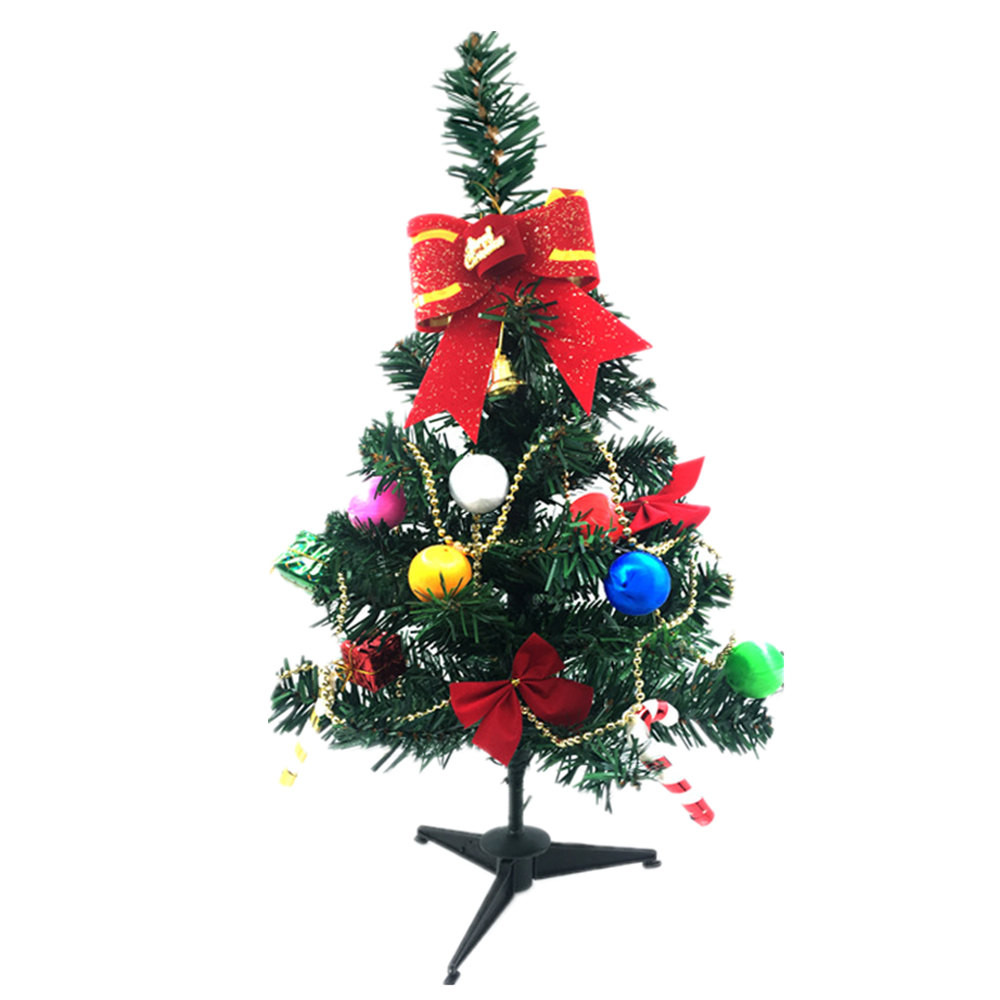 2018 New Mini Christmas Tree 60cm Desktop Navidad