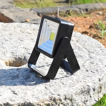 New LED portable solar camping light USB charging outdoor waterproof tent light USB mobile power for iPhone / ipad / Android