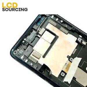 Image 5 - 6.0 inç HTC U12 artı LCD ekran dokunmatik ekranlı sayısallaştırıcı grup HTC U12 + artı ekran yerine